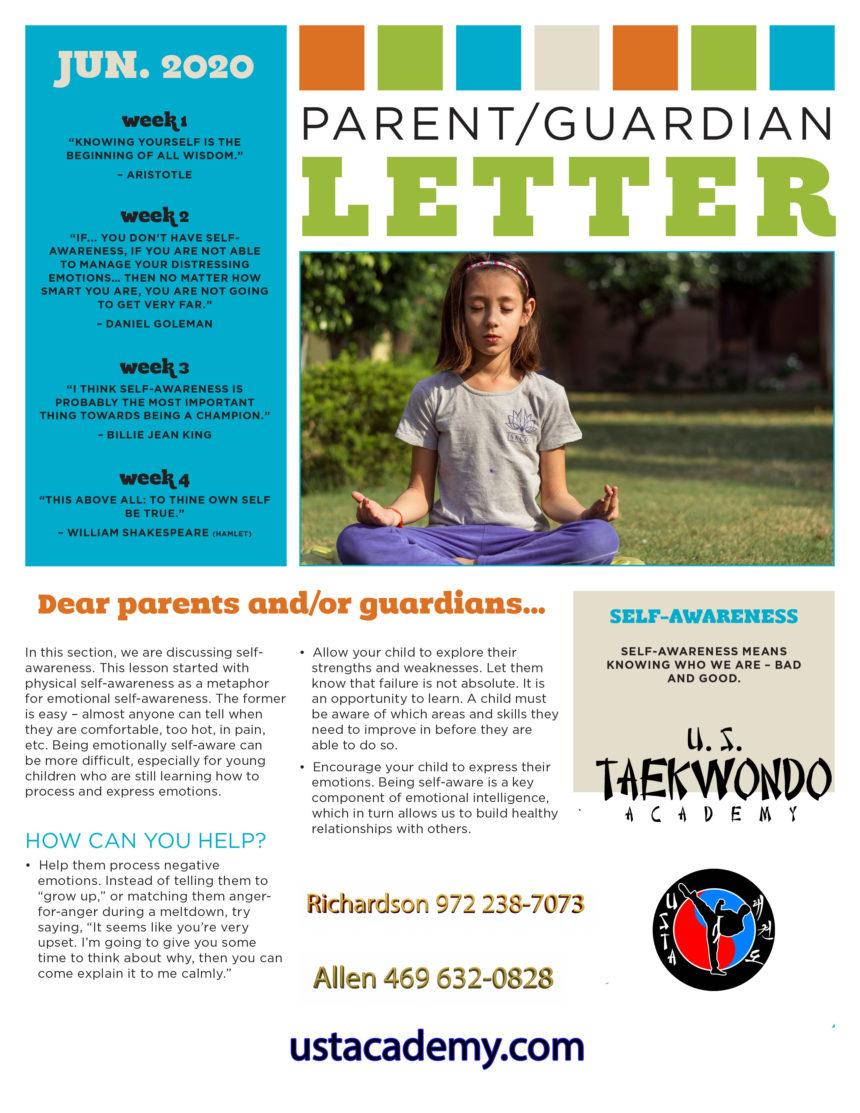 Newsletter – June 2020